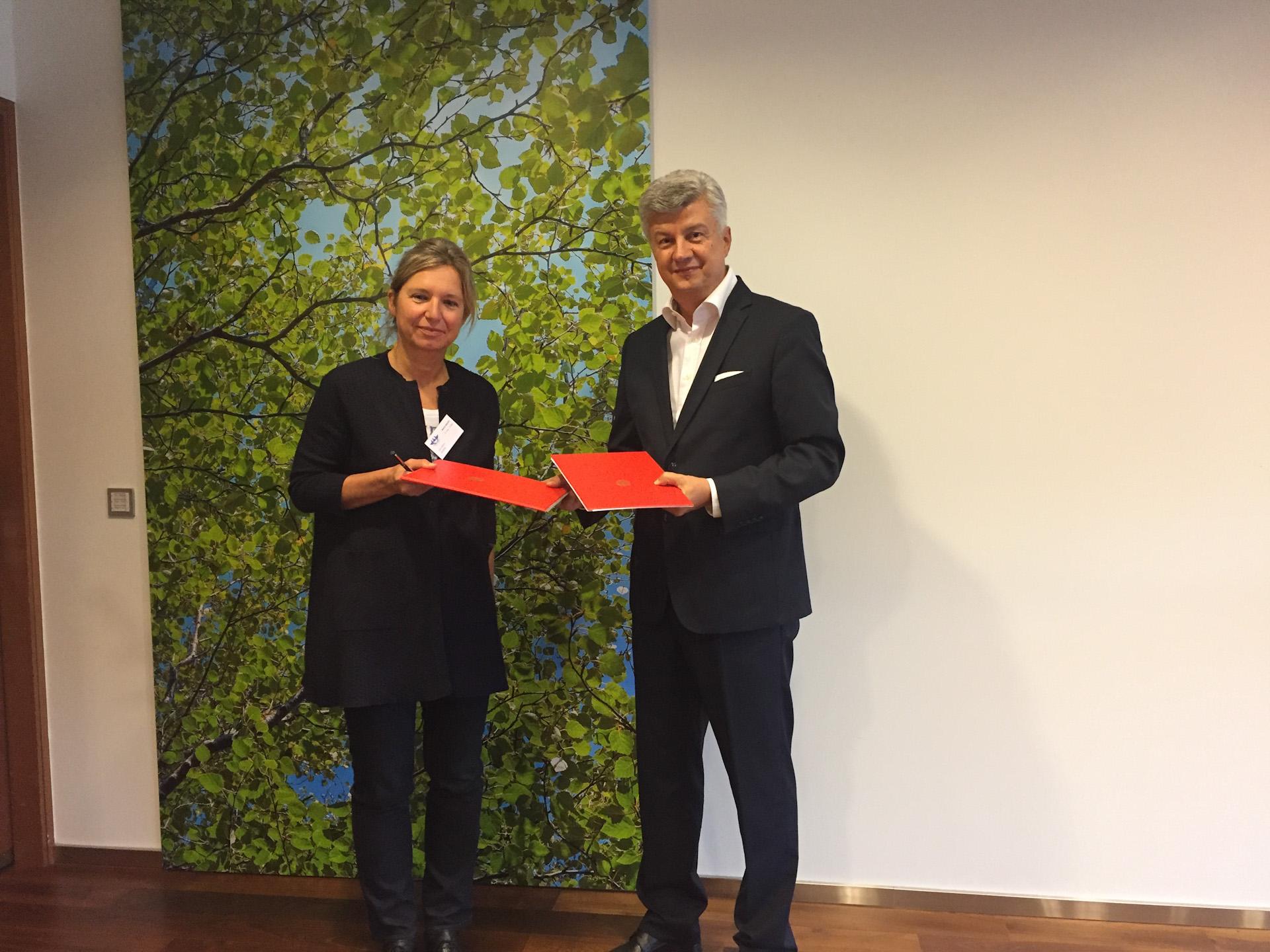 Memorandum o razumijevanju Crna Gora - Austrija   Agencija